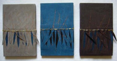 'Hanging Leaves 1,2 and 3'